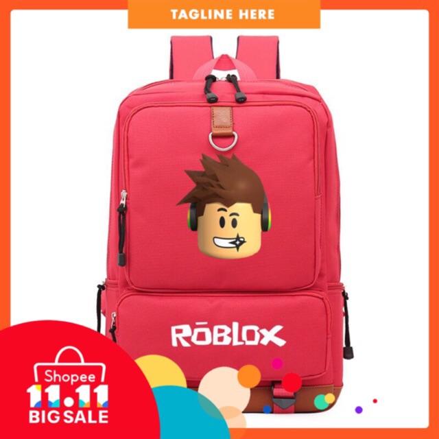 ROBLOX Backpacks School Bag for Teenager Backpack Laptop Bag