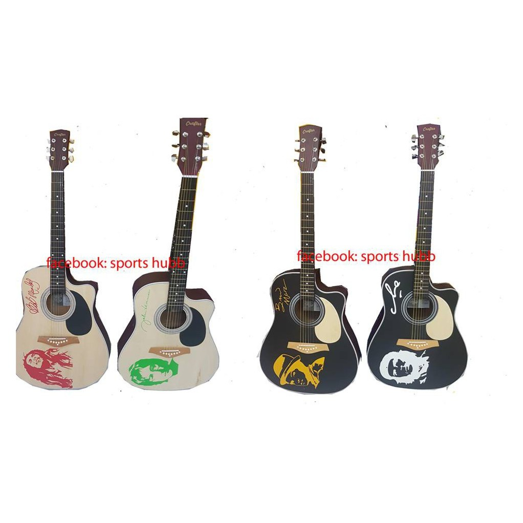 Epiphone Dr100 Acoustic Guitar Tobacco Burst Shopee Philippines