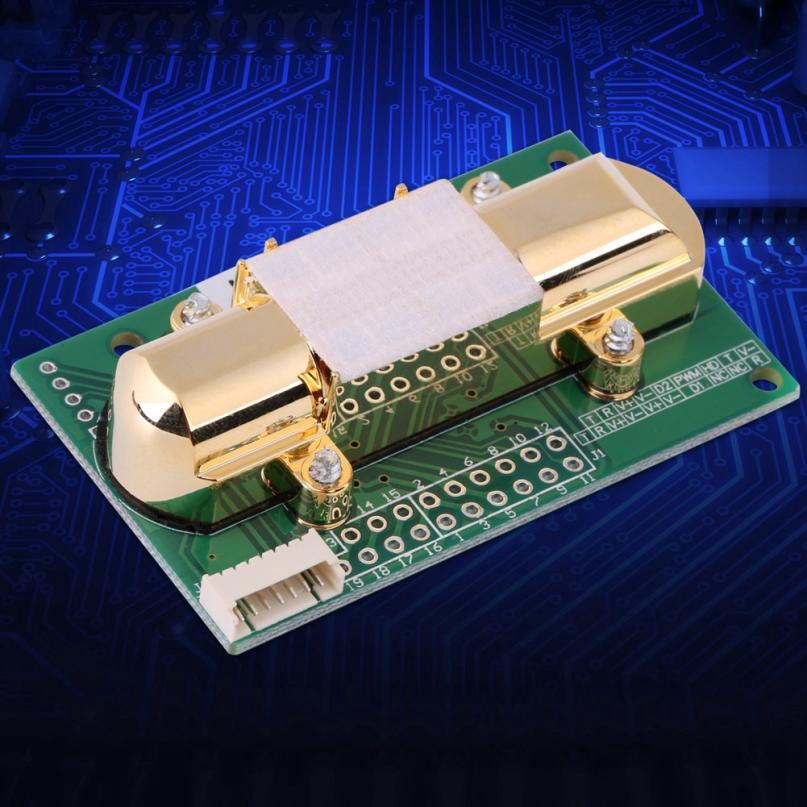 MH-Z14A NDIR CO2 GAS Module 5000PPM PWM NDIR Serial Port 1 Channel UART//DAC//PWM