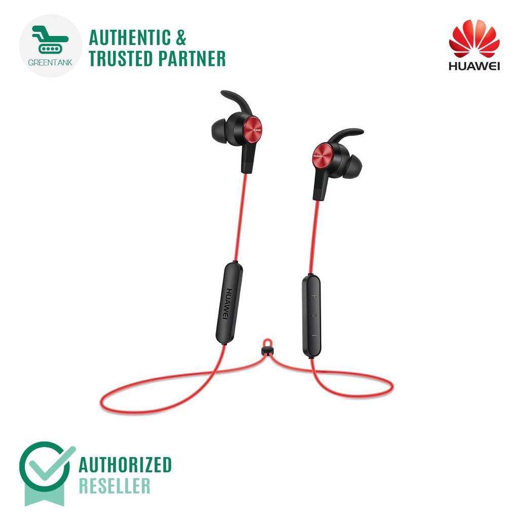 Huawei Sport Bluetooth Earphone Lite Am61 Shopee Philippines