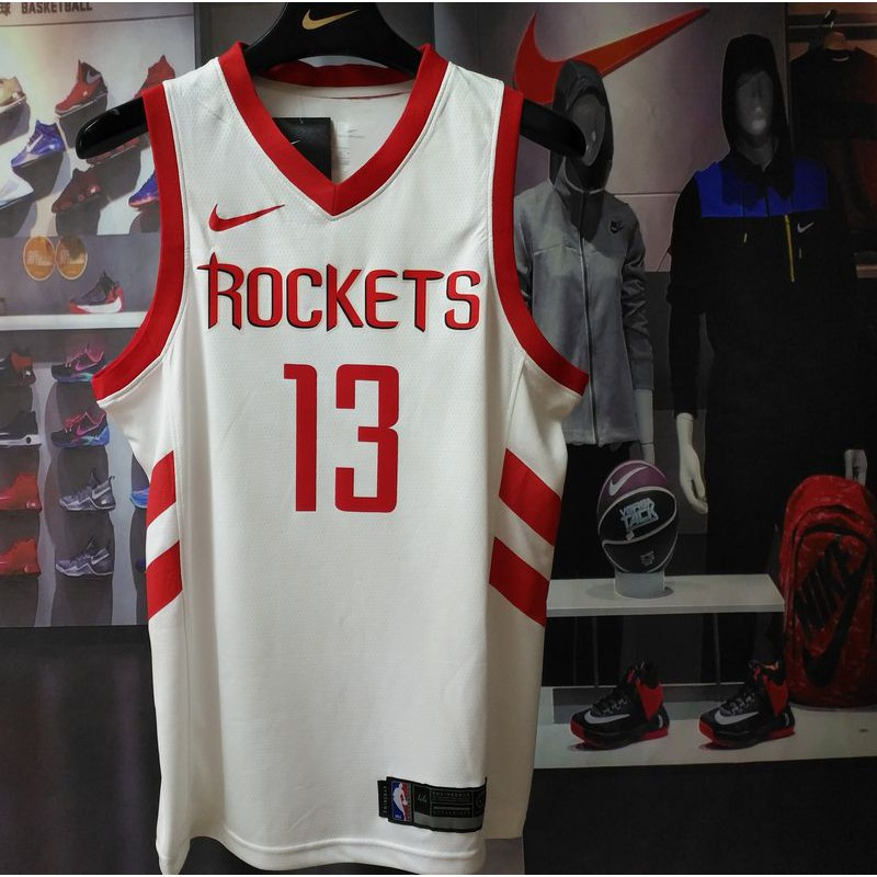 wholesale dealer 4dfb2 6dd8d Original nike jersey Nba jersey Rockets 13 Harden jersey