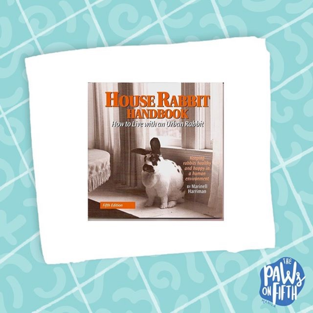 House Rabbit Handbook 5th Edition