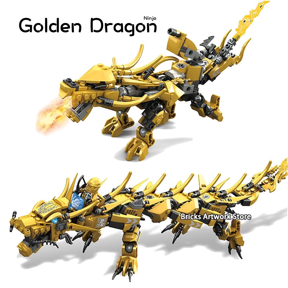 Lego ninjago golden ninja dragon new british dragon steroids thailand