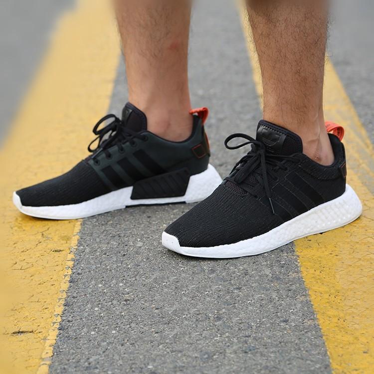 newest d3b2d 098a4 Ready Stock100% ori Adidas NMD R2 Men /Women Running Casual Shoes CG3384