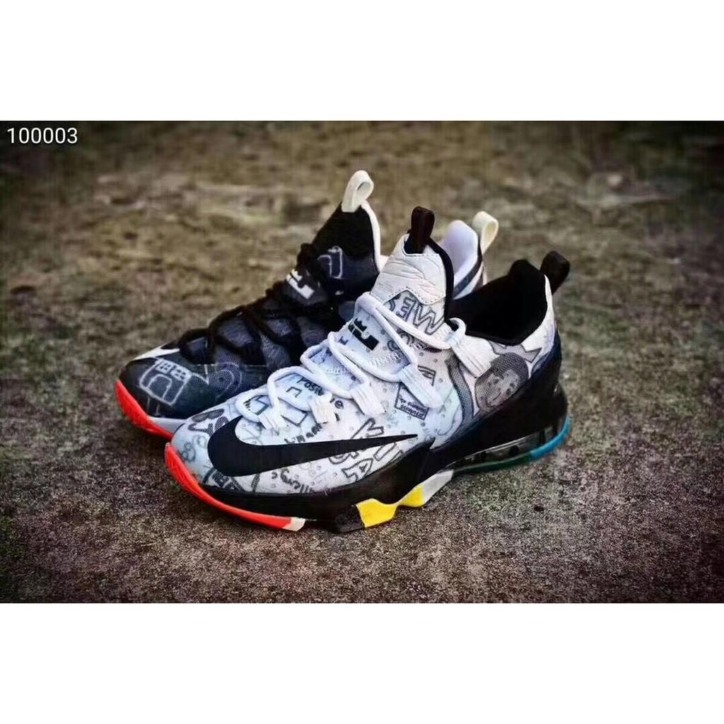 6e964518ab60 Nike LeBron 13 Mens Basketball shoes Low top original