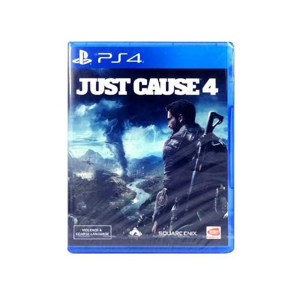 PlayStation PS4 Just Cause 4 [R3]