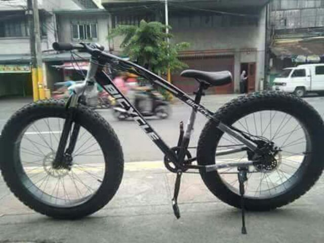 Jaguar Bicycle Fat Bike Bicycle Fat Tire Bike Shopee Philippines