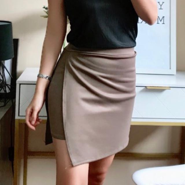 572b4255e 209 Origami Skirt   Shopee Philippines