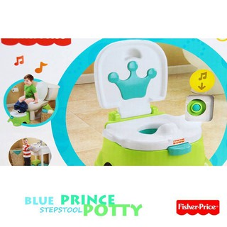 Terrific Fisher Price Prince Princess Stepstool Potty Trainer Pabps2019 Chair Design Images Pabps2019Com
