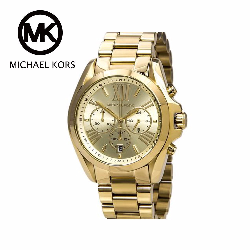 99217d7432ba Michael Kors Gold Tone Womens Watch MK 6295
