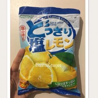 Lemon Salt & Lemon Candy Cocon 150g RESTOCK (K&Q Shop
