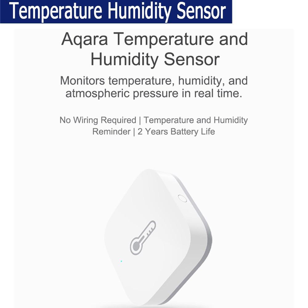 Aqara Smart Home Air Pressure Temperature Humidity Sensor