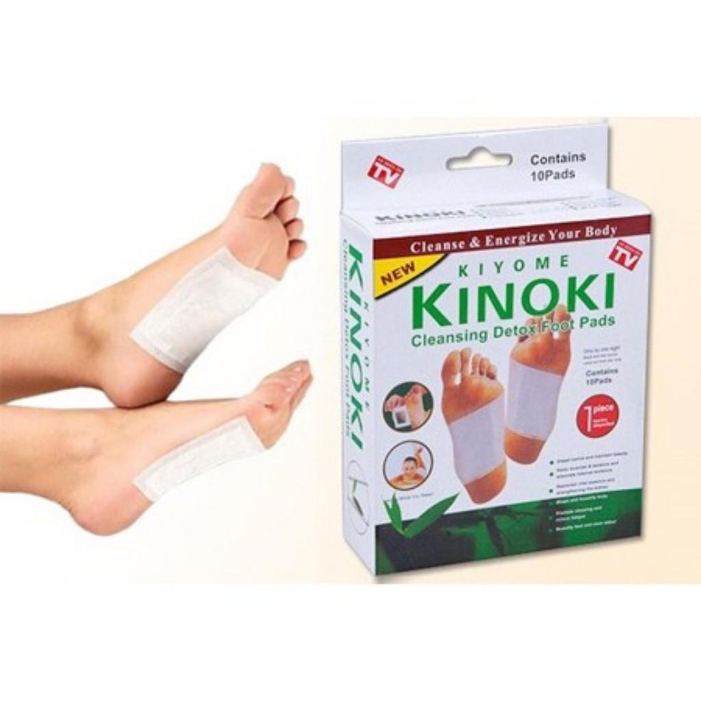 Kinoki Cleansing Detox Foot Pads Shopee Philippines Gold Per Box