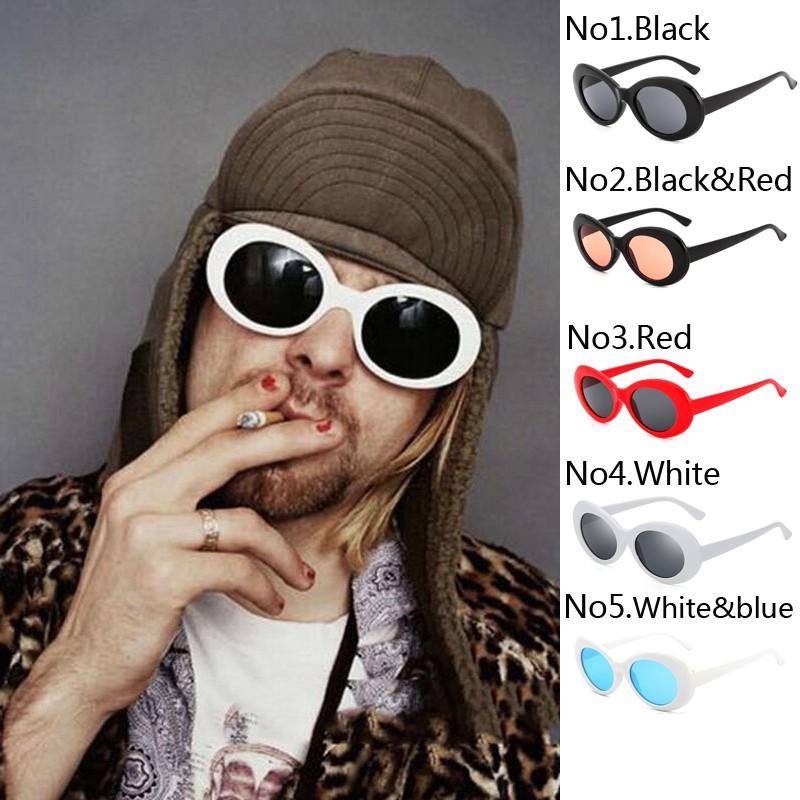 Hot Nirvana Kurt Cobain Sunglasses Women Men Fahion Female Shopee Philippines