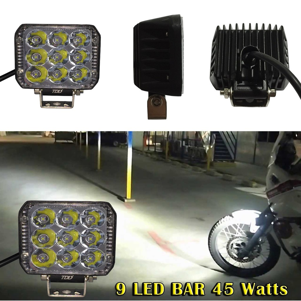 Terrific Blue Water Led Motorcycle Lights Drl Light Fog Lamp Shopee Philippines Wiring Database Obenzyuccorg