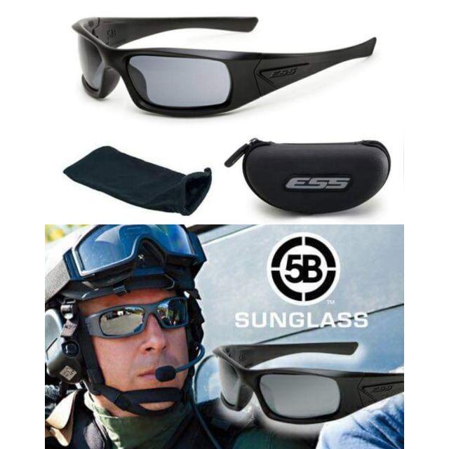 78c1fd32a421 ESS 5B Ballistic High-Impact Mirrored Lens Tactical Sunglass | Shopee  Philippines