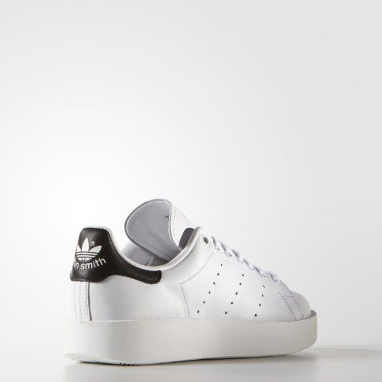 hot sale online 95058 57677 adidas stansmith white black (men) glorious quality