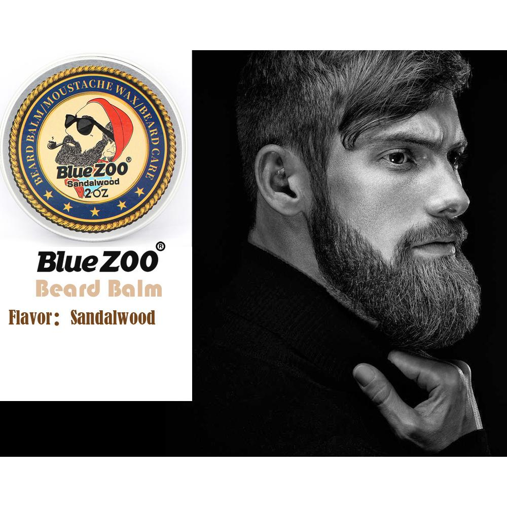 Beard Oil Beard Balm Wax Care Mustache Boost beard Growth | Shopee