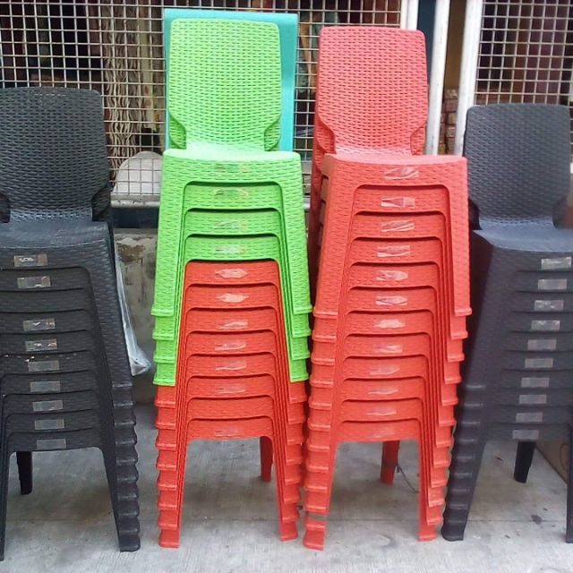 Plastic Rattan Chair Sho Philippines