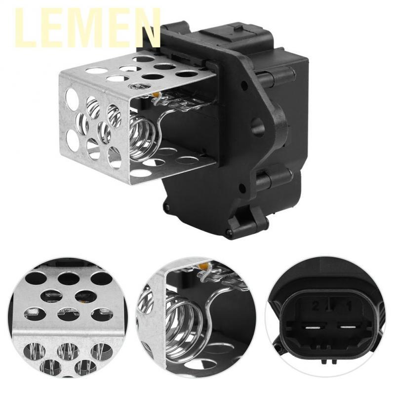 Car Engine Cooling Radiator Fan Motor Switch Blower Resistor for 308 2007-2013 9658508980 Blower Motor Resistor