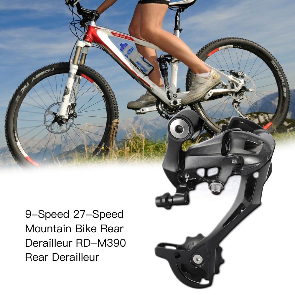 Shimano Rear Derailleur 7 8 9 speed Acera RD-M370 Bicycle Derailleur Fit M390