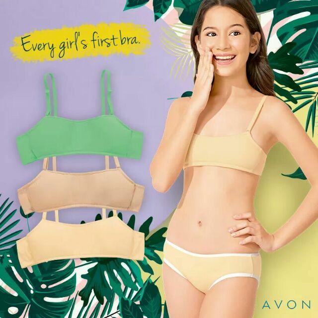 7e150c854942d Avon Yana 3-pc Beginner s Bra Set