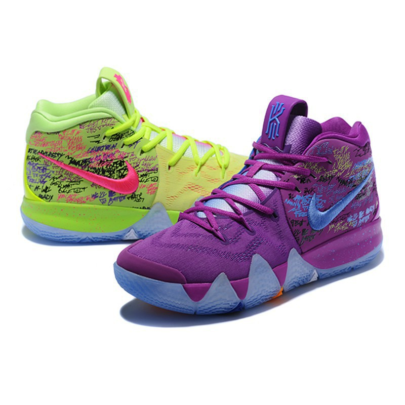 92923cea288 mins Kyrie 4 Irving 4th Generation Confetti Men s cod nike basketball