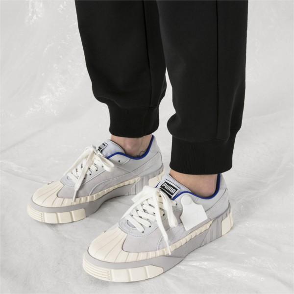 [Kong]PUMA Cali Sankuanz all white cream white retro old shoes limited edition 369608 01