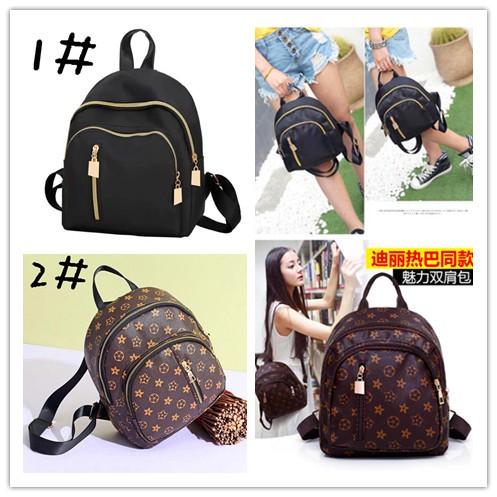 c9518c91c5 Preloved original backpack authentic leather