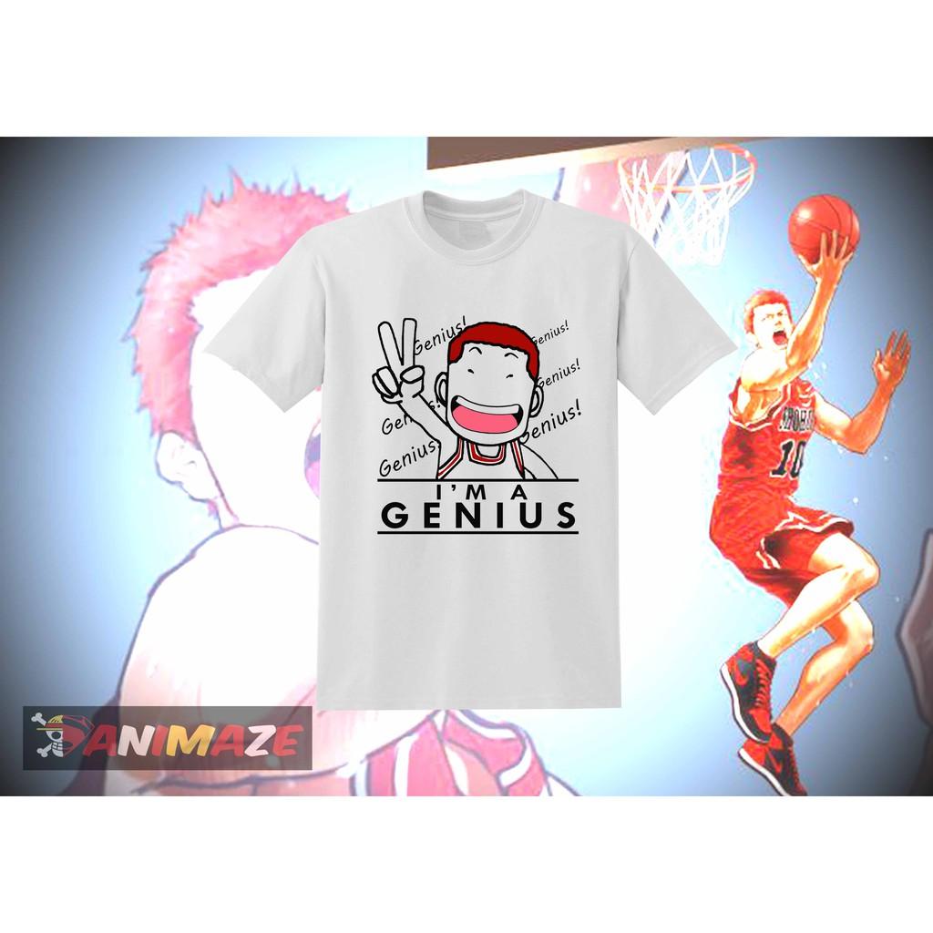 bb9297d0a SLAM DUNK RYONAN HIGH BASKETBALL CLUB SHIRT | Shopee Philippines