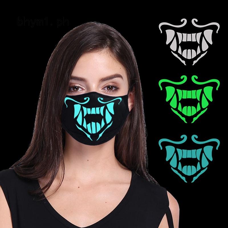 Lol League Of Legends K Da Kda Akali Cosplay S8 Face Mask Shopee Philippines