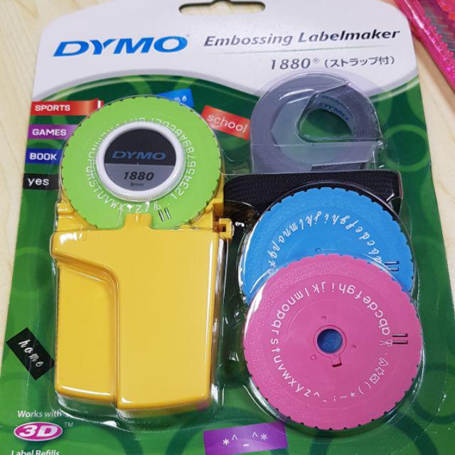 DYMO 1880 Label maker | Shopee Philippines
