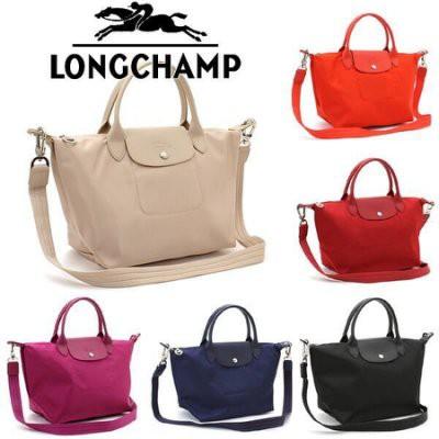 Long Champ Le Pliage Neo Tote Hand Bag