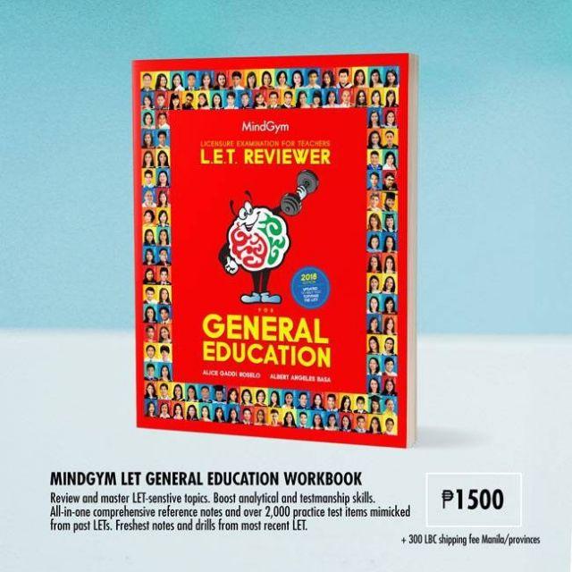 General Education Mindgym LET Reviewer