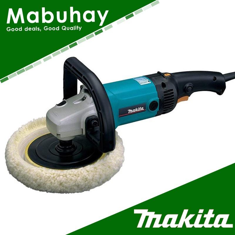 Makita 9227CB Electronic Polisher/Sander on