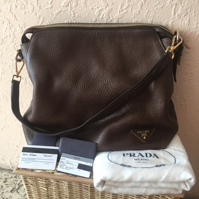 Authentic Prada Bag (Preloved)  89749d59b29ff