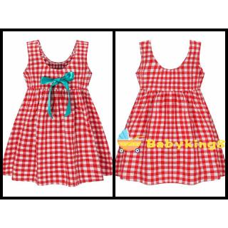 Bow Collection Ananas Girls Polka Dot Dress Size 3 Years Zipper Back Hot Pink
