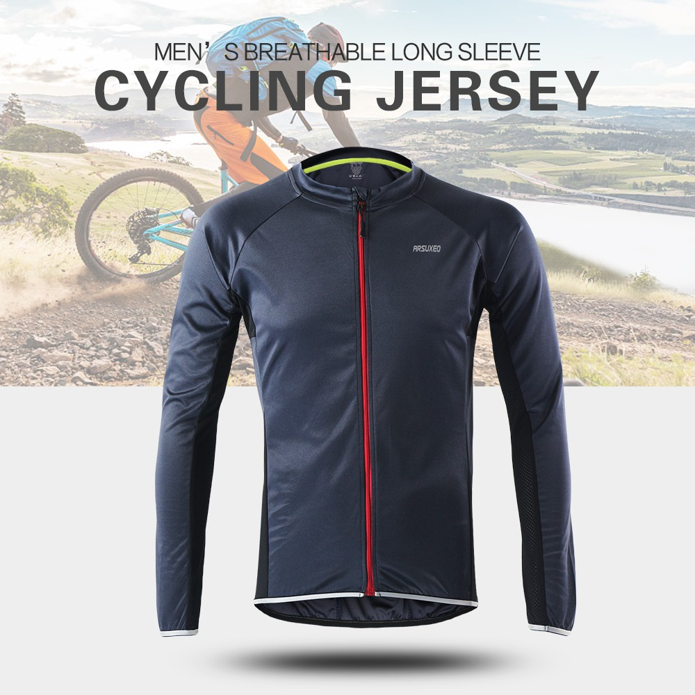 new  Men s Summer Cycling Jersey Breathable Short Sleeve Full Zip Bike  Shirt MTB Bicycle Riding  e40d20fe5