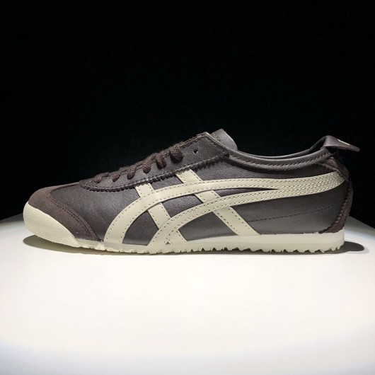 buy online 12551 74b57 Asics Unisex Onitsuka Tiger Mexico 66 Sneakers coffee
