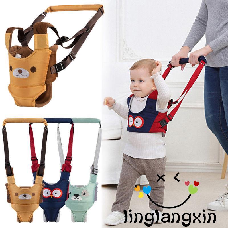 Baby Walker Kids Toddler Walking Learning Harness Keeper Walking Belt Assistant