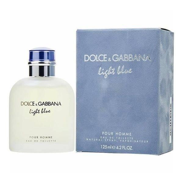 Dolce   Gabbana Light Blue for Men d64ece3b001