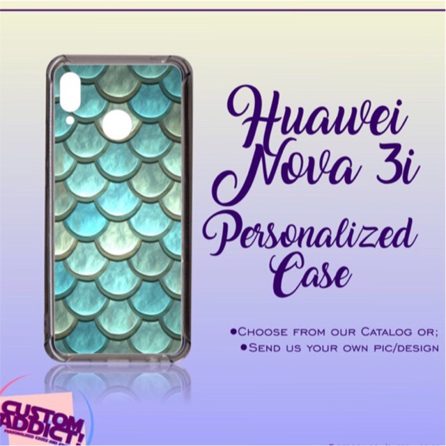 Huawei Nova 3i Personalized Case