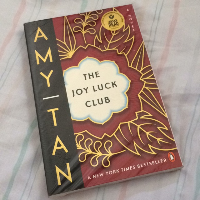 a descriptive review on the four main characters of the joy luck club by amy tan Search the world's information, including webpages, images, videos and more google has many special features to help you find exactly what you're looking for.