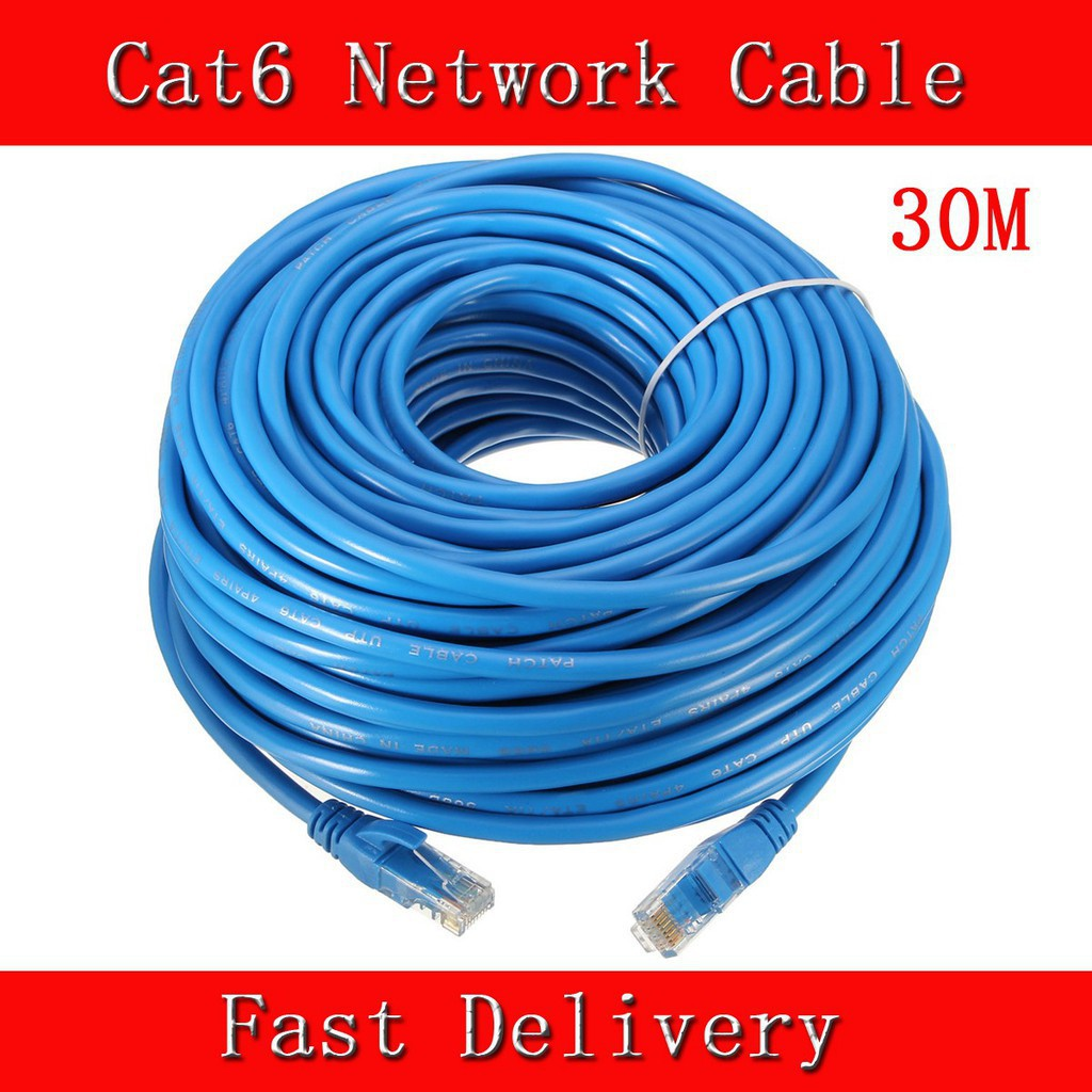 Ad Link 100m Cat6 Utp Cable High Quality Shopee Philippines Cat5e Rj45 Ethernet Shielded 26 Awg Pvc Jacket Gray 150 Ft