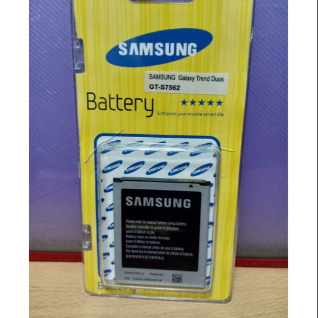 Samsung Galaxy Trend Duos (GT-S7562) or i8160/i8190