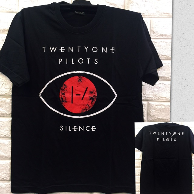 9d36a7f9b Twenty One Pilots - Our Brains Are Sick But That's Okay tee | Shopee  Philippines