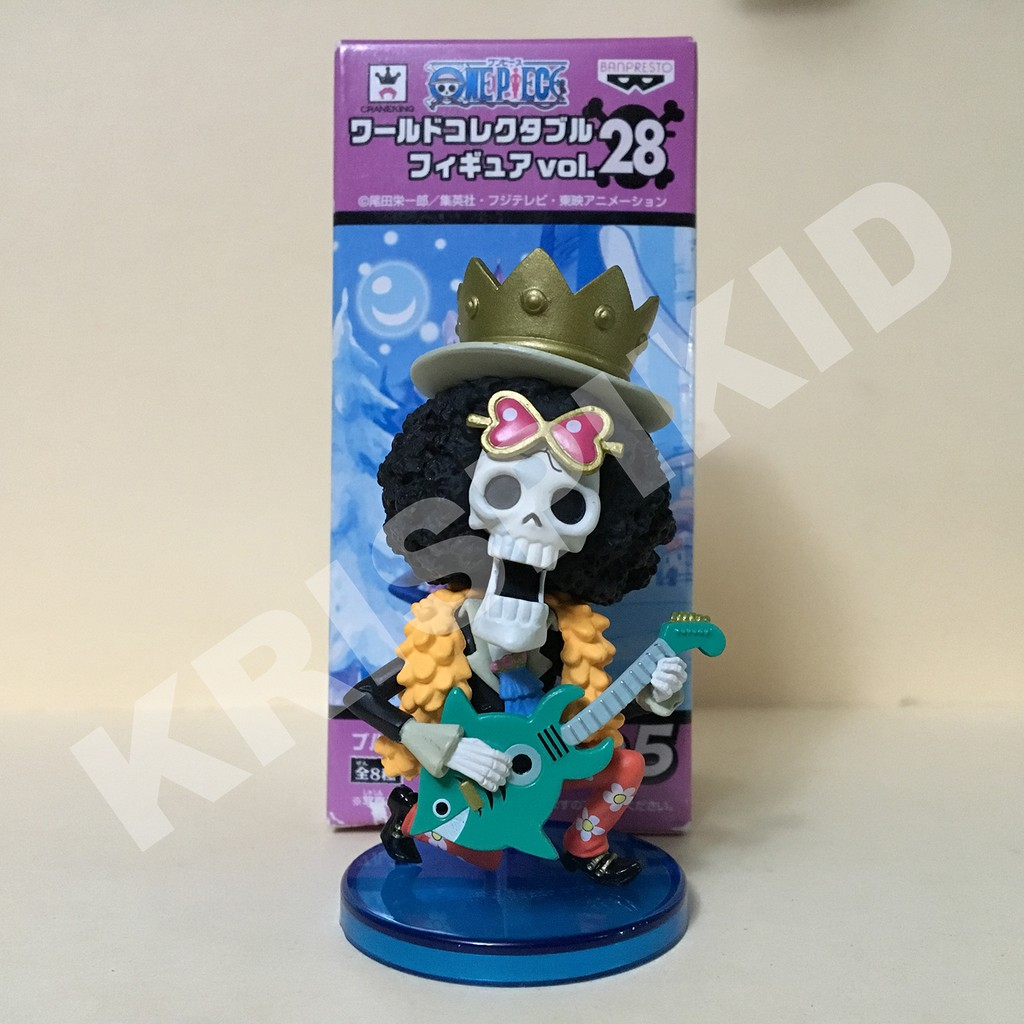 ONE PIECE WCF World Collectable Figure vol.28 Complete set