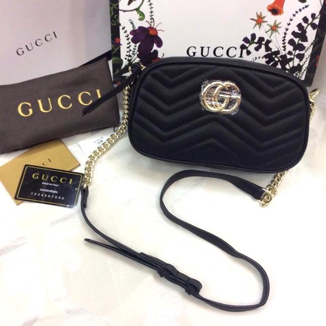 467090d4c63 Gucci GG Marmont Bag Medium