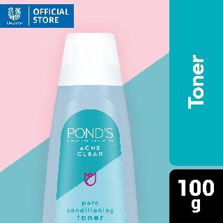 Pond S White Beauty Pore Conditioning Toner 100ml Shopee Philippines