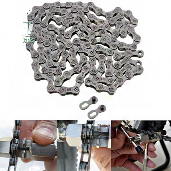 97f63183746 Shimano HG73 Deore Chain 9 Speed | Shopee Philippines